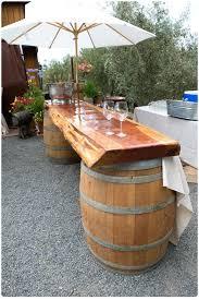 whiskey barrel chair plans wine barrel furniture ideas you can or photos wine barrel bar