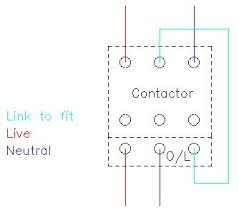 single phase contactor wiring diagram wiring diagram and contactor wiring diagram a1 a2 schematics and diagrams
