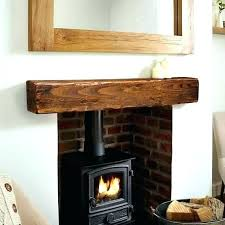 wooden mantle for fireplace reclaimed wood mantel ound nj fairfield and shelves