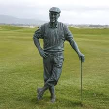 golf statues for only 3 left at 70