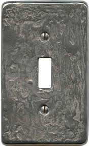 light switch covers. TEXTURED STAINLESS STEEL Light Switch Covers - 1 Toggle / Duplex Outlet Combo