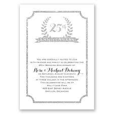 25 anniversary invitation in hindi 25 anniversary invitation cards