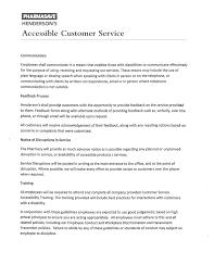Great Customer Service Means Aoda Customer Service Policy Henderson Pharmacy