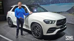 the new mercedes gle is an suv tech fest first look