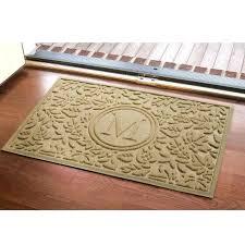 waterhog rugs personalized fall day entry rug orvis waterhog mat waterhog rugs
