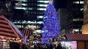 christmas tree lighting chicago. The History Of Official Chicago Christmas Tree Lighting C