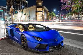 matte blue | DMC Matte Blue Lamborghini Aventador - 1 | Matte ...