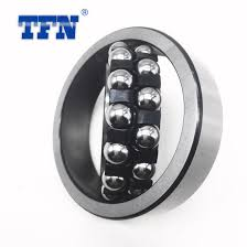 35x72x17mm 1207 Self Aligning Ball Bearing Used For Semiconductor