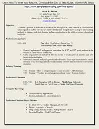 Sample Resume Cover Letter For Teachers Best Of Cv Format For Teachers Yahoo Image Search Results Download