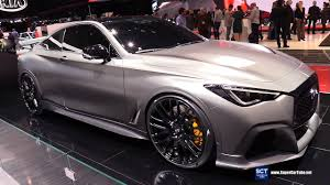 2018 infiniti black. wonderful infiniti 2018 infiniti project black s  exterior walkaround 2017 geneva motor show for infiniti black i