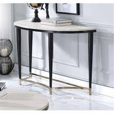 tall contemporary style sofa table 44