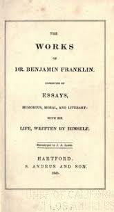 publisher leavitt allen open library the works of dr benjamin franklin by benjamin franklin