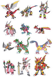 Renamon Digivolve Chart Renamon Evolution Clipart Images Gallery For Free Download