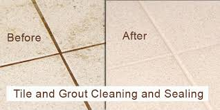 cleaners to remove the grease from the the tiles followed by our grout cleaning agent these s used in conjunction with our expertise and