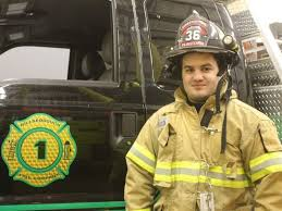 Hillsborough Firefighter Promoted To Engineer Hillsborough Nj Patch