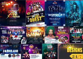 Create Event Flyer Create Beautiful Church Flyer Event Flyer Party Flyer And Poster Of