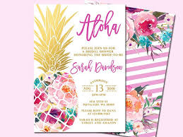 Hawaiian Invitation From Chuksdaily Is One Of The Best Idea For You