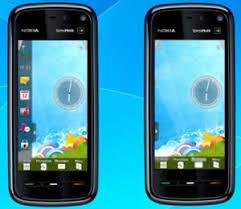 nokia home. samsung home screen for nokia 5800 : free mobile applications o
