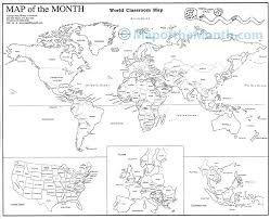 World Map Black And White Printable With Countries World Countries Labeled Map Black And White Printable Pdf