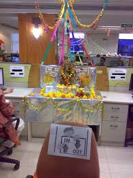 office decoration themes. 12 Themes For Cubicle Decoration Competition Office Impressive Decorating 4777 Christmas I