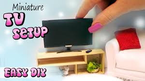 build dollhouse furniture. Easy Miniature/Doll TV, Remote \u0026 Stand Tutorial // DIY Dollhouse - YouTube Build Furniture U