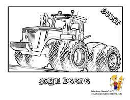 Daring John Deere Coloring | Free | John Deere | John Deere ...