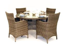 dining room rattan chairs. furniture:outstanding wicker dining room furniture with rattan chair and round table also chairs l