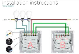 livolo gang way wiring ie if the switch is wired this way does it make all three switches on b two way