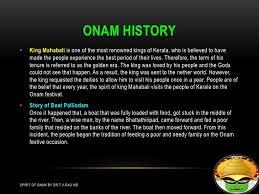 onam spirit of unity onam