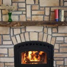 beautiful fireplace mantel shelf