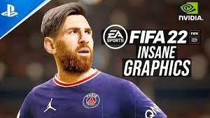 FIFA 22 : NEXT GEN PS5 GAMEPLAY HAS INSANE GRAPHICS!🔥🔥 - YouTube