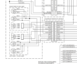 intensifire lights problem plowsite here is a wiring schematic for you to narrow it down further if you look closely at your connector there is numbers to correlate to