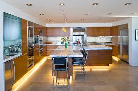 kitchen floor lighting. Toe Kick Lights In Kitchen Design Floor Lighting E