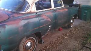 Chevrolet Bel Air Questions - will the body from a 2 door 1953 ...