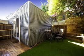 subterranean space garden backyard huts cabins sheds. Backyard Pod Manicured Lawn Subterranean Space Garden Huts Cabins Sheds