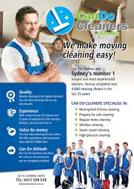 Cleaning Company Jobs Entry 30 By Ssergioacl For Design A Flyer For A House Cleaning