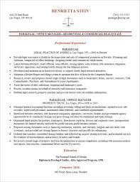 Entry Level Paralegal Resume Samples Costumepartyrun