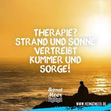 Therapie Strand Sonne Vertreibt Kummer Und Sorgen
