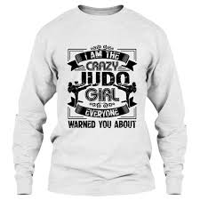Judo Shirt Designs Amazon Com Ezaro Judo T Shirt Crazy Judo Girl Cool T