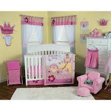 disney princess crib bedding set trend lab storybook princess 6 piece crib bedding set pink trend