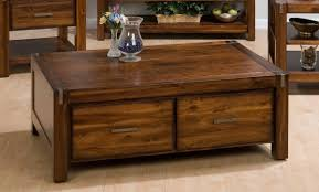 Coffee End Tables Design For Rustic End Tables