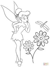 Small Picture Tinkerbell coloring pages Free Coloring Pages