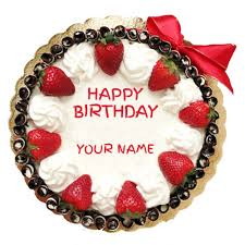 Happy Birthday Images With Name Happy Birthday Cake With Name Edit