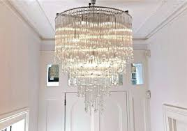 full size of modern hallway chandeliers chandelier light small crystal entryway hall home improvement likable y