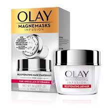 olay magnemasks infs rejuvenating jar mask str kit face masks masks