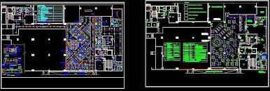Vending Machine Cad Block Plan Inspiration Food Court Layout Plan And Ceiling Design Plan N Design