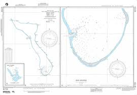 Nga Nautical Chart 81723 Namu Musquillo Atoll Marshall Islands