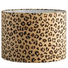 approved leopard lamp shade 4 print chandelier shades of light