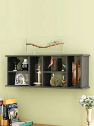 home sparkle wood wall shelf
