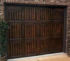 diy faux wood garage doors. Wood Look Painting Garage Door To Like Faux  Doors Metal Painted Diy Faux Wood Garage Doors 3